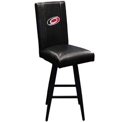 Swivel Bar Stool NHL Team: Carolina Hurricanes