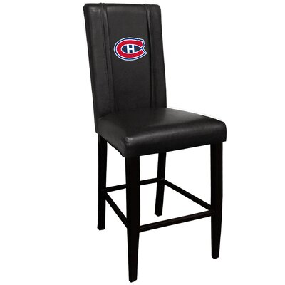 NHL 30 Bar Stool NHL Team: Montreal Canadiens