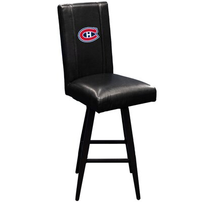 Swivel Bar Stool NHL Team: Montreal Canadiens