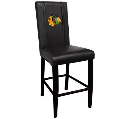 NHL 30 Bar Stool NHL Team: Chicago Blackhawks