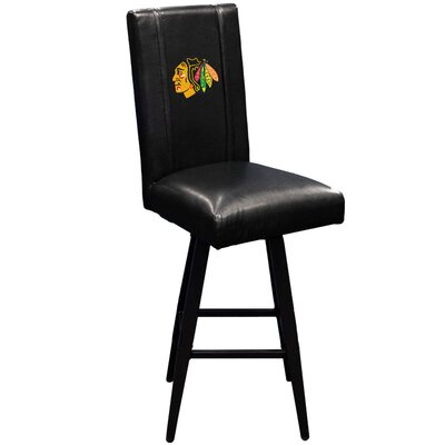 Swivel Bar Stool NHL Team: Chicago Blackhawks