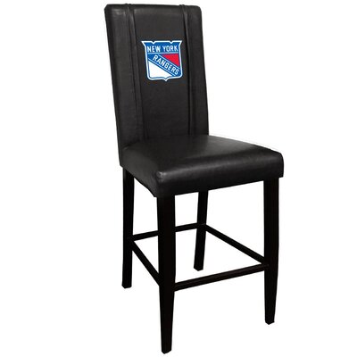 NHL 30 Bar Stool NHL Team: New York Rangers