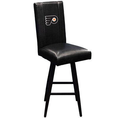 Swivel Bar Stool NHL Team: Philadelphia Flyers