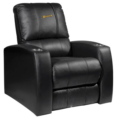 Relax Manual Recliner NHL Team: Anaheim Ducks