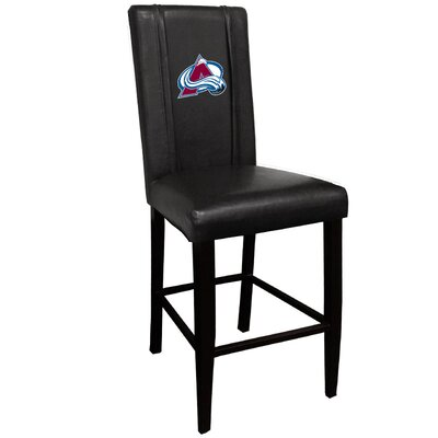 NHL 30 Bar Stool NHL Team: Colorado Avalanche