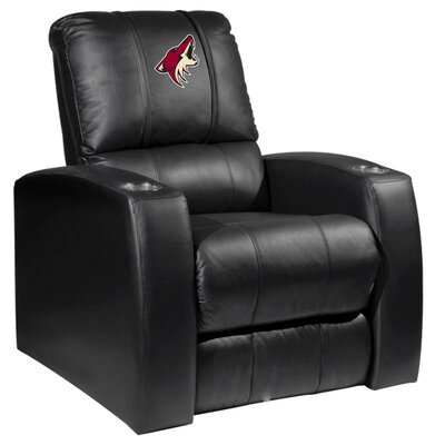 Relax Manual Recliner NHL Team: Arizona Coyotes
