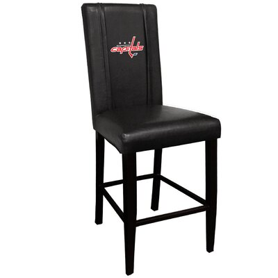 NHL 30 Bar Stool NHL Team: Washington Capitals
