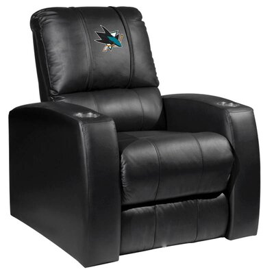 HT Recliner NHL Team: San Jose Sharks