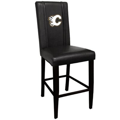 NHL 30 Bar Stool NHL Team: Calgary Flames