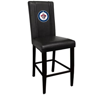 NHL 30 Bar Stool NHL Team: Winnipeg Jets