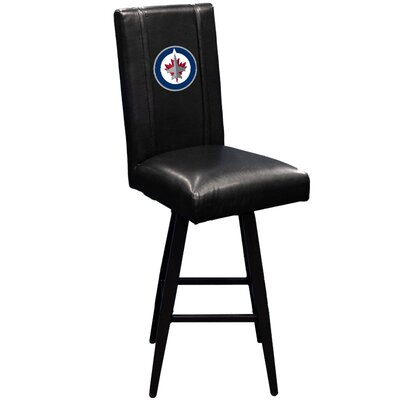 Swivel Bar Stool NHL Team: Winnipeg Jets