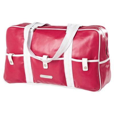 "Carina 18"" Travel Duffel Color: Watermelon"