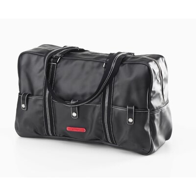"Carina 18"" Travel Duffel Color: Black"