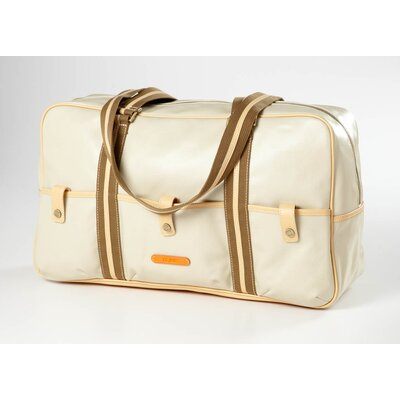 "Carina 18"" Travel Duffel Color: Stone"