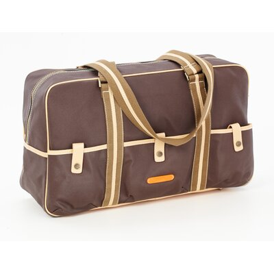"Carina 18"" Travel Duffel Color: Cafe"