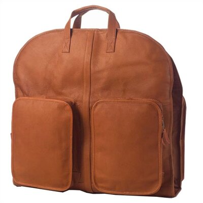 Clava Leather Vachetta One Night Suiter Garment Bag - Color: Vachetta Tan at Sears.com