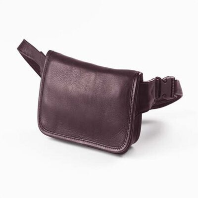 Clava Leather Vachetta Wallet on a Waist in Caf at Sears.com