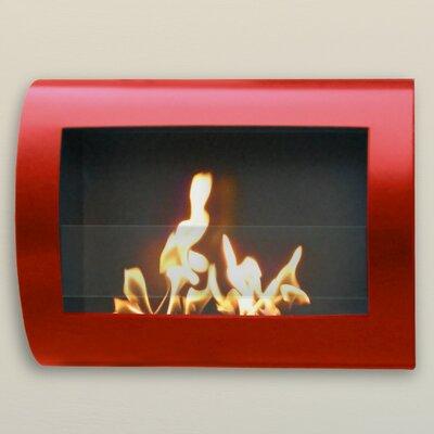 Anywhere Fireplace Chelsea Wall Mounted Bio-Ethanol Fireplace