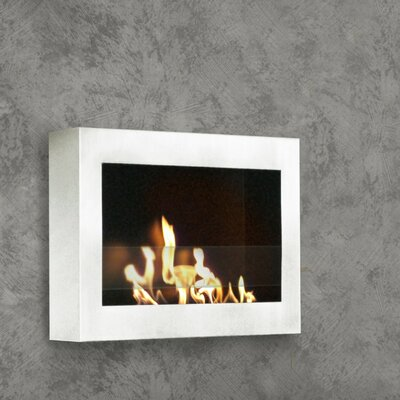 Anywhere Fireplace SoHo Wall Mounted Bio-Ethanol Fireplace