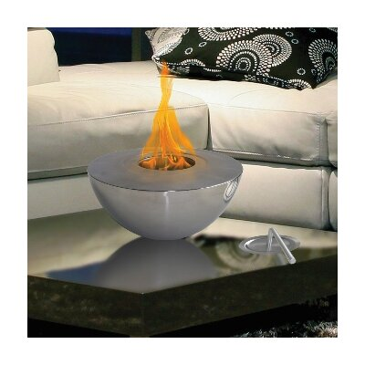 Anywhere Fireplace Sutton Indoor/Outdoor Gel Fuel Tabletop Fireplace