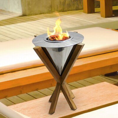 Anywhere Fireplace Southampton Gel Fuel Tabletop Fireplace