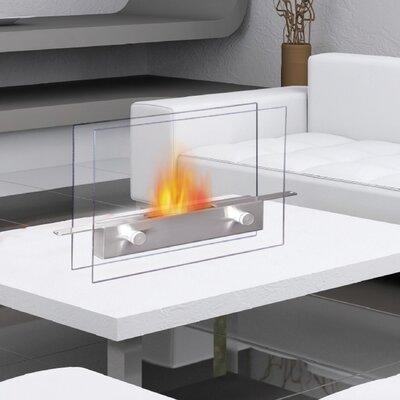 Anywhere Fireplace Metropolitan Bio-Ethanol Tabletop Fireplace