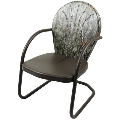 Camo Glider Arm Chair
