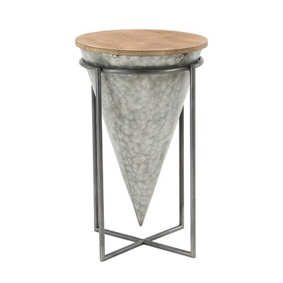 Natacha Modern Inverted Cone-Shaped Table