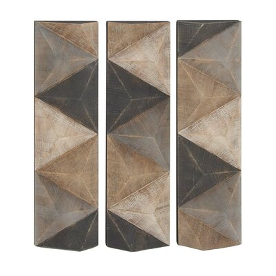 Geometric Inspired Wall Decor