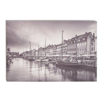 'Traditional Dock' Photographic Print