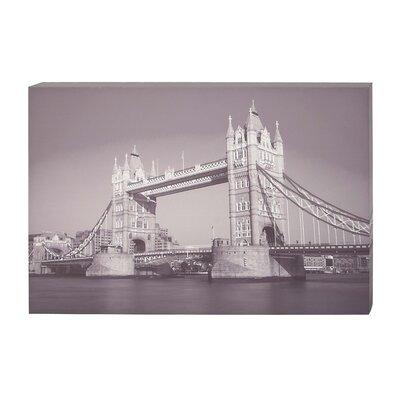 'Traditional London Bridge' Framed Photographic Print
