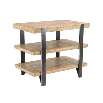 Axelson Modern 3-Tiered Rectangulard Table