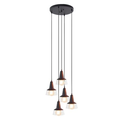 Lupita 5-Light Cluster Pendant
