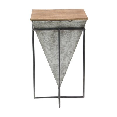 Arie Modern Inverted Pyramid Table