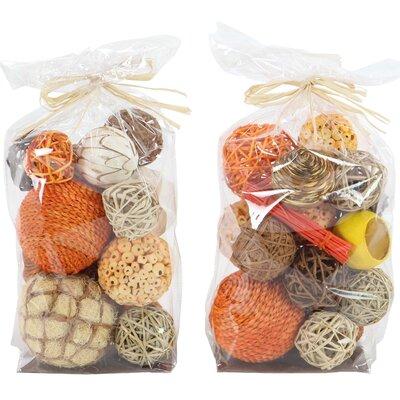 Beaucet Sola Balls 2 Piece Decorative Bag Set LOPK6890 43154705
