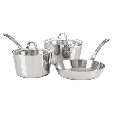 Viking Contemporary 5-Piece Starter Cookware Set