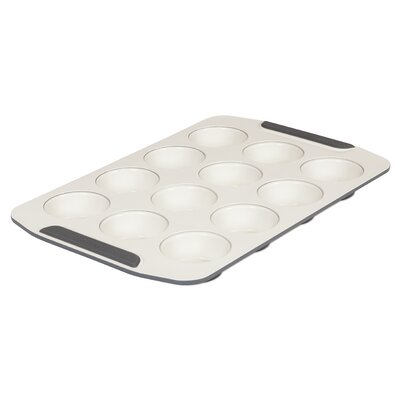 Viking 12 Cup Coated Muffin Pan 4040-3512-CGY
