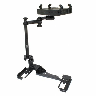 No-Drill Chevrolet Laptop Mount