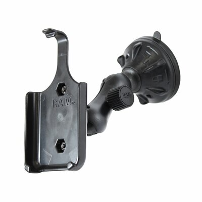 Composite Twist Lock Suction Cup Apple iPhone Mount
