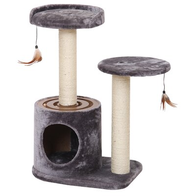 31 Acceleration Cat Condo