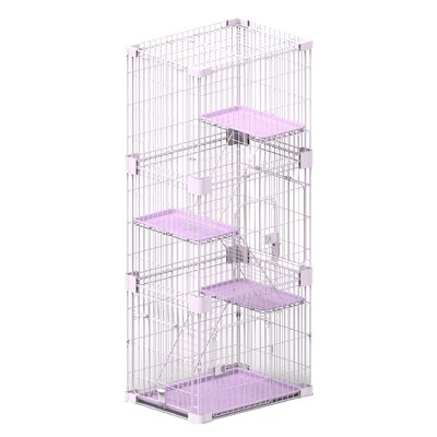 Wirehouse Three Level Cat Cage/Crate