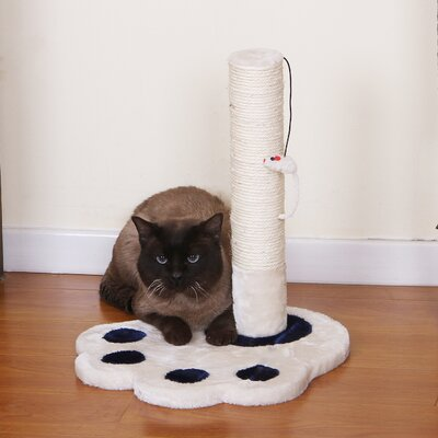 Paw Sisal Scratching Post