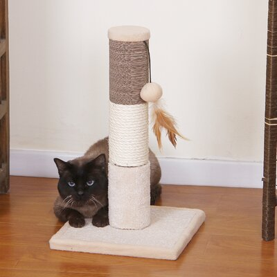 Pokey Sisal Scratching Post