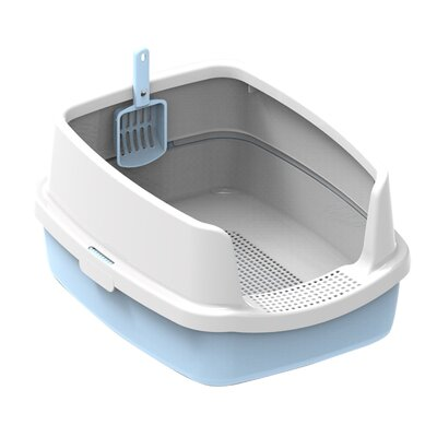 High Fence Standard Litter Box