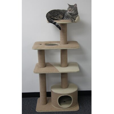52 Multi-Level Cat Tree