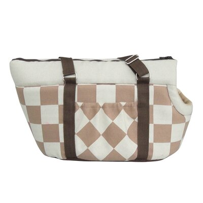 On the Move Pet Carrier/Tote Color: Beige