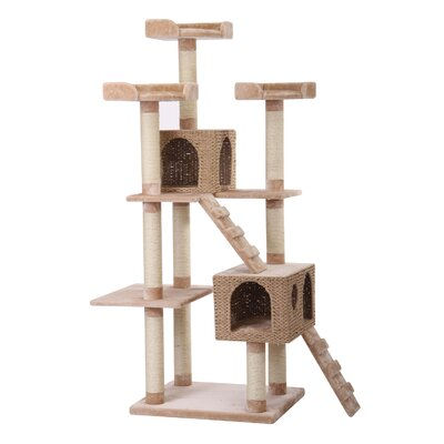 73 Luxury Cat Tree