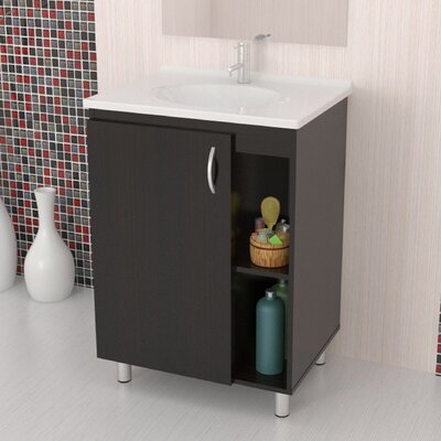 24 Bathroom Single Vanity Set