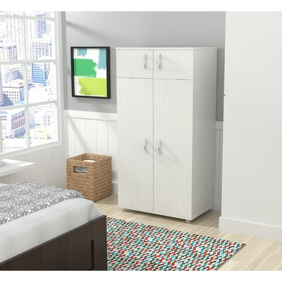 Cabrini Armoire Finish: Larcinia White
