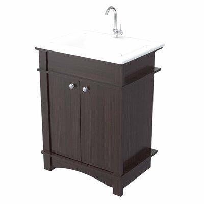 Christie 26 Single Bathroom Vanity Set